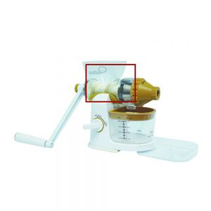 Отжимная корзина ручной соковыжималки Rawmid Dream Juicer DJM (1i1)