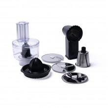 Комплект дополнительных насадок к планетарному миксеру RAWMID Luxury Mixer RLM-05 (уцененный)