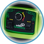 Панель управления блендера Rawmid Dream Greenery 2