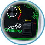 Блендер для зеленых коктейлей и смузи Dream Greenery 2 с импульсным режимом