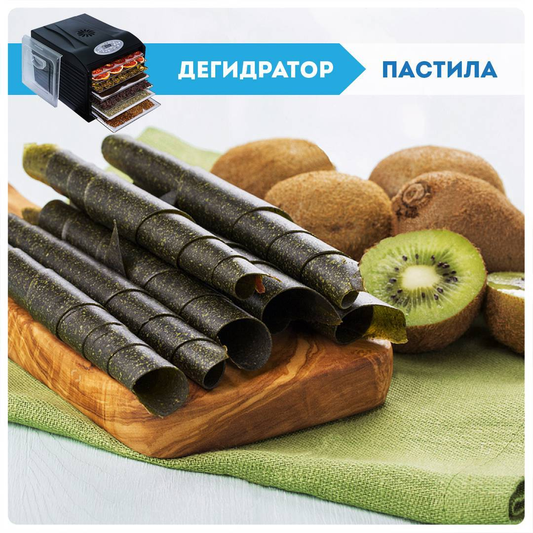 Пастила в дегидраторе Dream Vitamin DDV-10