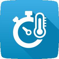Температура от 35° до 70°С, таймер до 24 часов