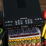Дегидратор сушилка Rawmid Modern RMD-10 подсказки по сушке продуктов