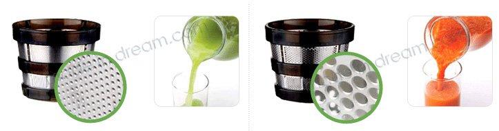 Купить соковыжималку для яблок Hurom на сайте madeindream.com