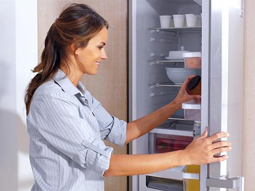 Стерилизация и освежение холодильника при помощи озонатора Rawmid Dream