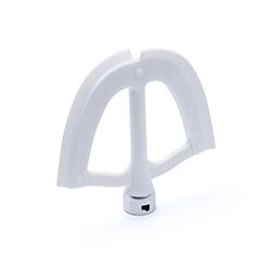 Пластичная прорезиненная лопатка миксера RAWMID Luxury