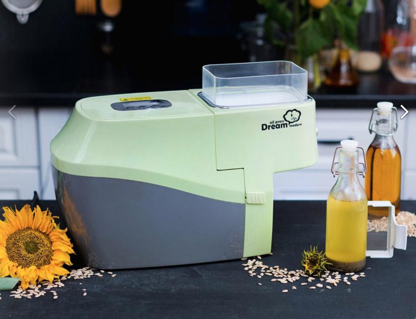 Получение растительного масла в домашних условиях с помощью маслопресса